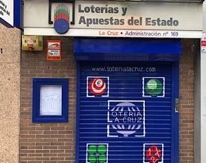 Administración Madrid 169