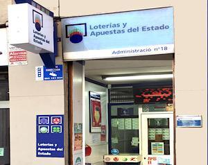 Administración Barcelona 18