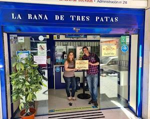 Administración Madrid 214