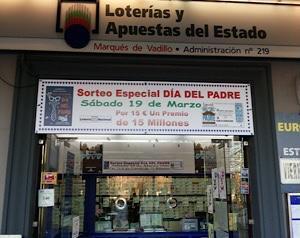 Administración Madrid 219