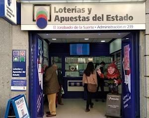 Administración Madrid 239