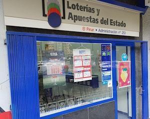 Administración Madrid 253