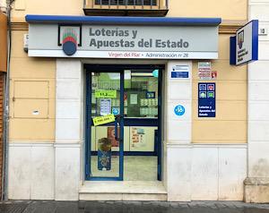 Administración Málaga 28