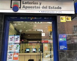 Administración Madrid 475