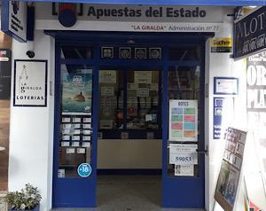 Administración Sevilla 77