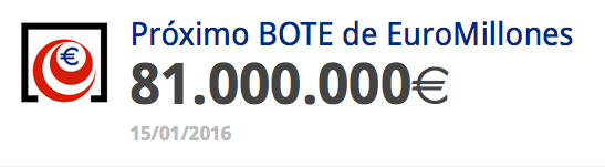 BoteEuromillones