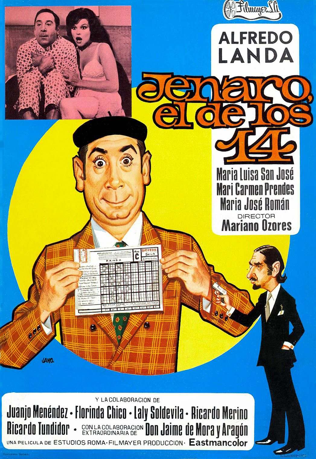 Comedia española sobre la lotería