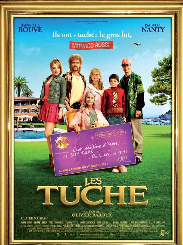 A la familia Tuche les toca la lotería