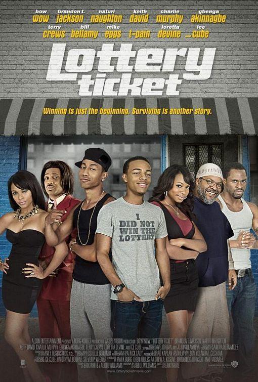 El billete de lotería ganador
