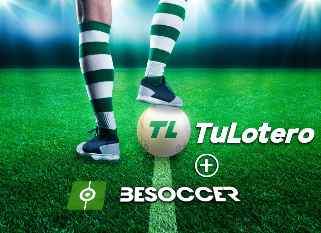 TuLotero y BeSoccer permiten crear Quinielas interactivas