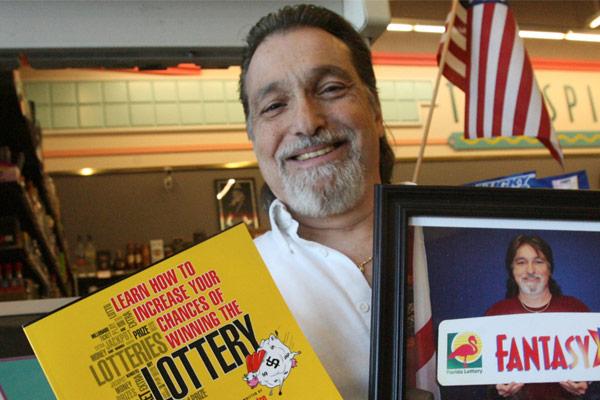 Ganador de lotería