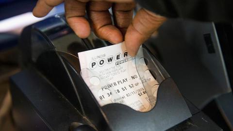 Boleto Lotería Powerball