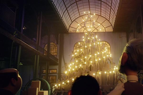 Nuevo Anuncio de Navidad 2016