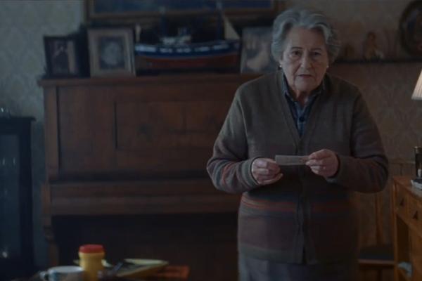 Carmina, anuncio loteria navidad 2016