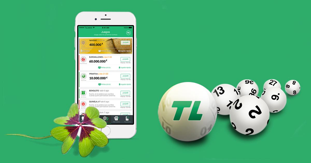 aplicación para jugador de azar
