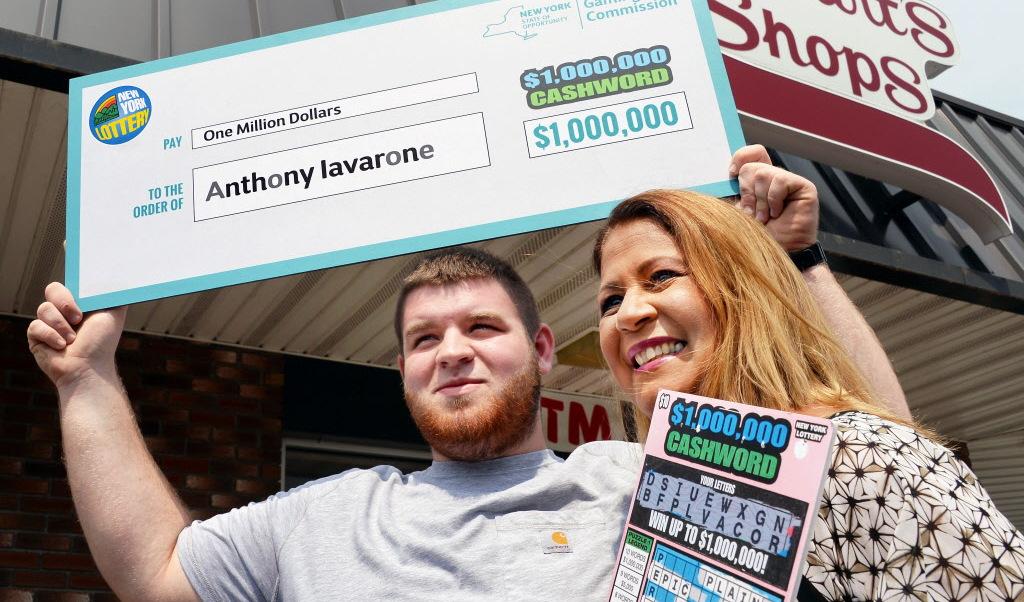 Jardinero ganador de un millón $