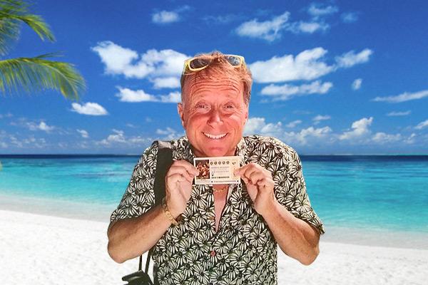 Campaña de verano Lotería de Navidad