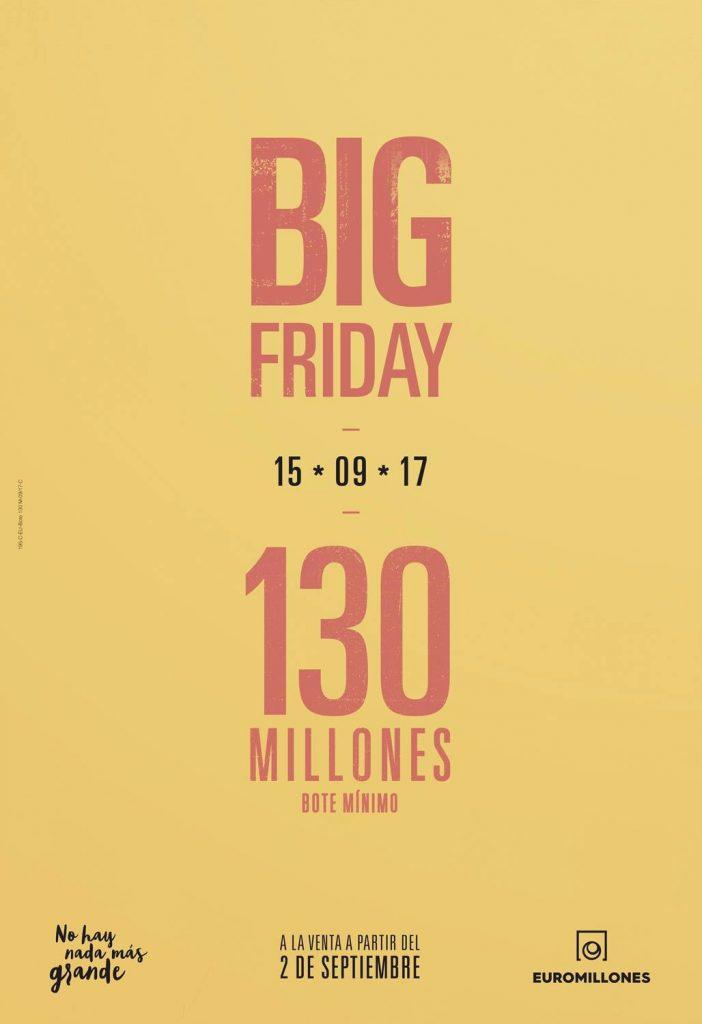 Big Friday de Euromillones