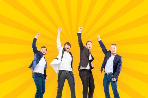 4 amigos ganan la Bonoloto