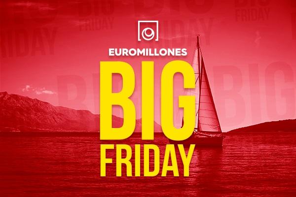 130 millones en el Big Friday Euromillones 2018