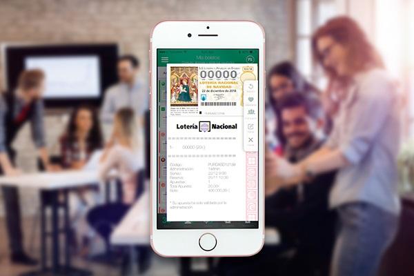 TuLotero gestiona la lotería de navidad para empresas