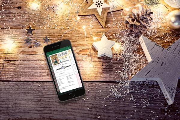 Comprar Lotería de Navidad a última hora