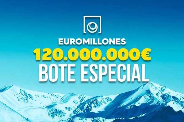 Bote especial de Euromillones
