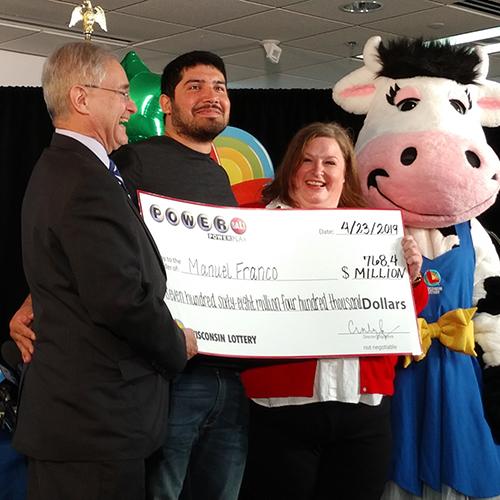 El tercer premio más grande de lotería