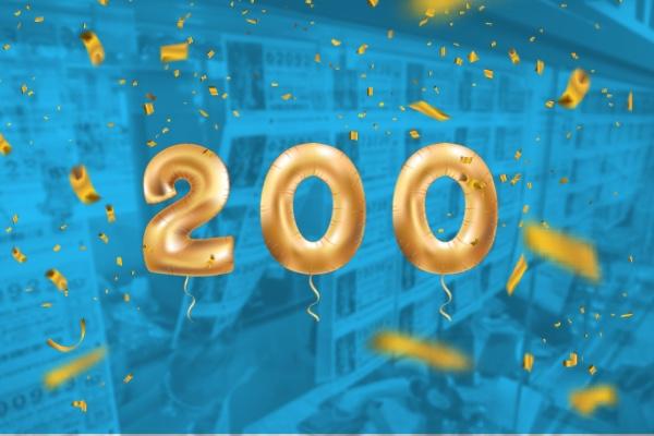 200 administraciones asociadas
