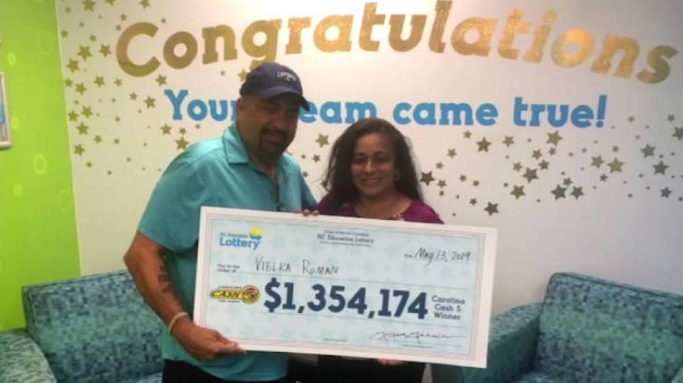 Hermanas ganadoras de lotería
