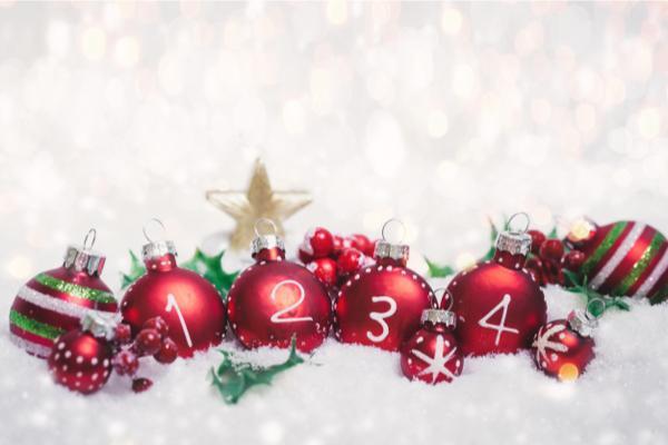 Números emblemáticos de Navidad