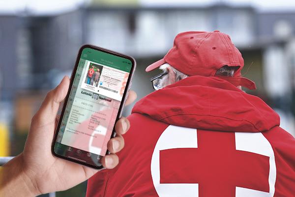 Sorteo Extraordinario de la Cruz Roja