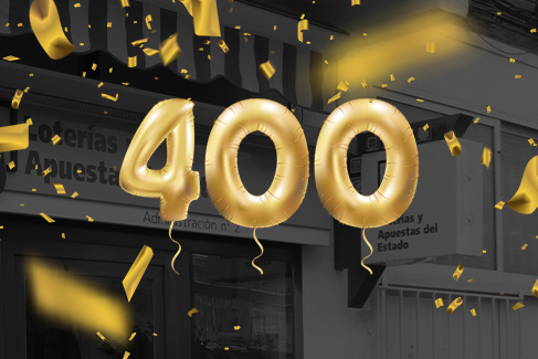 400 administraciones