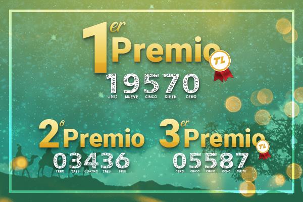 El Primer Premio de El Niño 2021